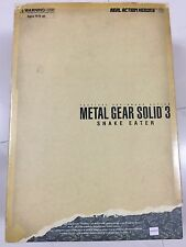 Medicom RAH Metal Gear Solid 3 Snake Eater Deluxe Camouflage Action Figure