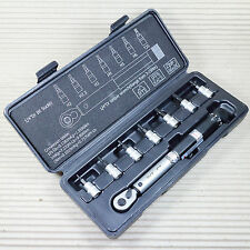 """WERKZEUG XLC Drehmomentschlüssel TO-S41 verstellbar von 3 - 15 Nm 1/4"""" 185mm"""