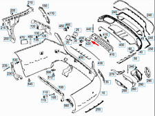 Mercedes-Benz E-Klasse W213 Heck Offen Steuergerät A2059055211 Neu Original