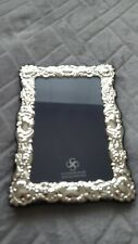 More details for sterling silver photo picture frame