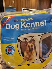 Sport Pet Pop Open Dog Kennel X-Large for Pets up to 100 lbs.