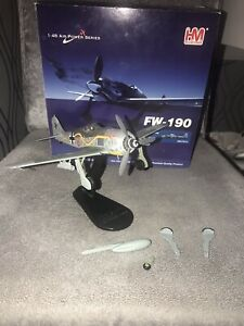 "Hobby Master 1:48 Focke-Wulf Fw 190A ""Red 8"" Hartkopf, Parchim Germany HA7411"