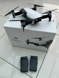 Mavic Air Drone - Fly More Combo - Ice White