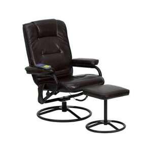 Flash Furniture  Recliners - BT-703-MASS-BN-GG