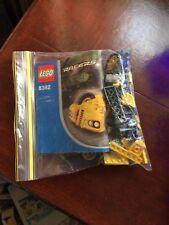 Lego 8382 Set, Yellow Racing Car