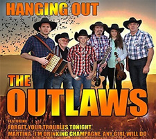 The Outlaws - Hanging Out CD (STD) Now Available