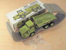 1/50 Scale Conrad Die-Cast Model 2566, TEREX Articulated Dump Truck, 99.99% MINT