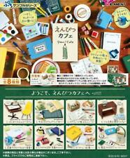 Re-Ment Petit sample series Miniature PENCIL CAFE complete set from JAPAN F/S