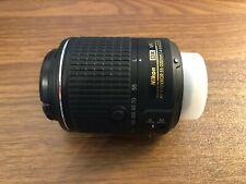 Nikon CRTNK55200VRBB Nikkor 55-200mm F/4-5.6g VR II Zoom Lens