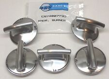 74007733-5 PACK Burner Knob for Jenn Air Gas Range Cooktop PS2375871 AP5668987