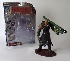 "2001 Palisades Toys Resident Evil 3 ""Nemesis"" Action Figure - Horror Video Game"