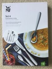 WMF Kinderbesteck 4pc children cutlery set stainless steel