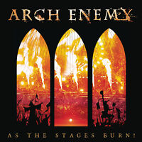 Arch Enemy - As the Stages Burn - New 2 x Vinyl LP  - Pre Order - 31/3
