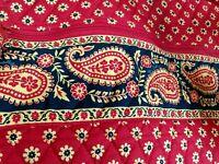 Vera Bradley Large Americana Red Garment Bag NWT