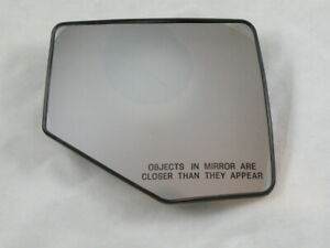 07 - 10 Explorer Montaineer Right RT Mirror glass used Genuine OEM w/backer