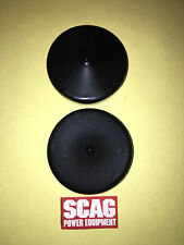 2 Pack Scag Tiger Cat Cap Cover Spindle Part # 484368 OEM part