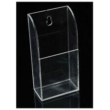 TV Klimaanlage Fernbedienung Halter Acryl Wandhalterung Aufbewahrungsbox (1 C9G3