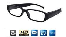 Occhiali Spia Con Videocamera Telecamera Nascosta Hd 720p Sd Eye Glasses Dvr sus