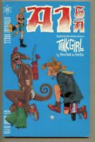 A1 #6-1992 fn 6.0 Giant-Size Indie early US Tank Girl Jamie Hewlett last issue