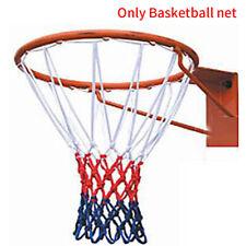 Nylon Basketball Net Hoop Goal Rim Mesh Replacement For Indoor Outdoor Sports