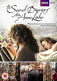 The Secret Diaries of Miss Anne Lister BBC DVD (2010) Maxine Peake EB03