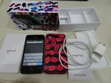 Apple iPhone 4s - 32GB - Black (ATT)  A1387 EUC! LOCKED