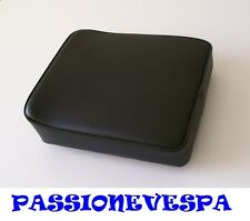 CUSCINO POSTERIORE NERO PER VESPA 125 VM1T VM2T V30T V31T V32T V33T