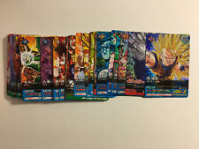 Data Carddass Dragon Ball Z 2 Full Set PART 1 50/50