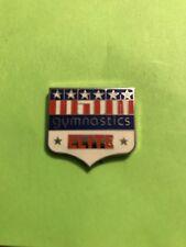 Gymnastics Elite Lapel Pin - New by Margarita