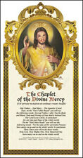 DIVINE MERCY JESUS WOODEN PLAQUE - CATHOLIC CANDLES STATUES PICTURES ALSO LISTED