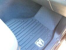 Dodge Ram 1500 Quad Cab Rubber slush floor mat set front & rear Mopar OEM