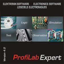 ProfiLab Expert 4.0 / ABACOM-Elektronik-Software