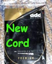 """ADDI Premium Circular Knitting Needle 15mm US# 19 32"""""""