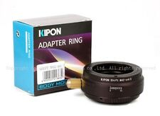 Latest  Kipon Shift Adapter for M42 Screw Mount Lens to Micro 4/3 m4/3 Camera