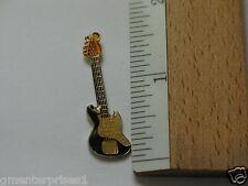 Dean Vendetta Guitar Vintage Enamel Pin