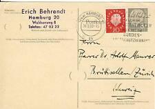 POFTKART / POSCARD / CARTE POSTALE ENTIER POSTAL / GERMANY / ALLEMAGNE