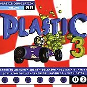 Plastic Compilation, Vol. 3 by Various Artists (CD, Nettwerk Records) Brand New!