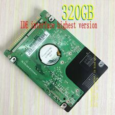 IDE interface up to version 320GB 5400RPM 2.5'' notebook hard drive