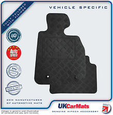 Genuine Hitech Suzuki Grand Vitara Tailored Chequered VS Rubber Car Mats 1999-06