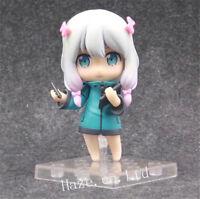 "Eromanga Sensei Sagiri Izumi Nendoroid 4"" PVC Action Figure Model Toy New In Box"