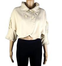 Ladies Embellished Cropped Jacket Size 10 ~ NEW ~ MBC