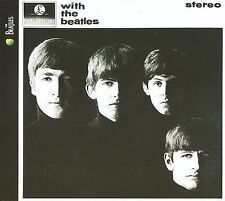The Beatles With the Beatles CD NEW digitally remastered