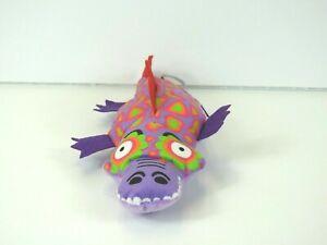 B.J. Toy Co Plush Multi-Color Alligator/Dragon