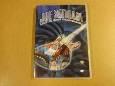 2-DISC MUSIC DVD / JOE SATRIANI - LIVE IN SAN FRANCISCO