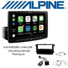 "VW Transporter T6 - HALO 9 ILX-F903F - 9"" Screen with CarPlay & Android Auto"