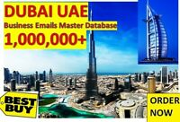 Dubai Business Email Lists, Dubai Email Database, Dubai B2B Emails, Dubai B2C