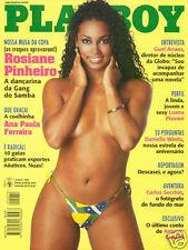 74 Brazilian Playboy Magazines + FREE SEXY BONUS DVD  PDF Format On DVDs Brazil