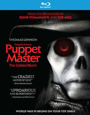 Puppet Master: The Littlest Reich [New Blu-ray]