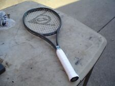"Dunlop Pro Comp 25 Tennis Racquet with Wilson Pro Overwrap on 4 5/8"" Grip"