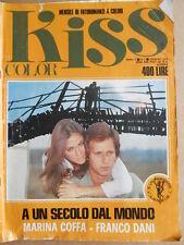 Rivista Fotoromanzi KISS n°2 1978 - DISCRETO -   [D33]